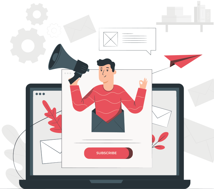 Email Marketing | Digital Marketing | Services | TechScooper